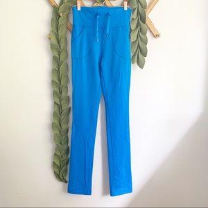 Lululemon Skinny Will High Rise Long Pants